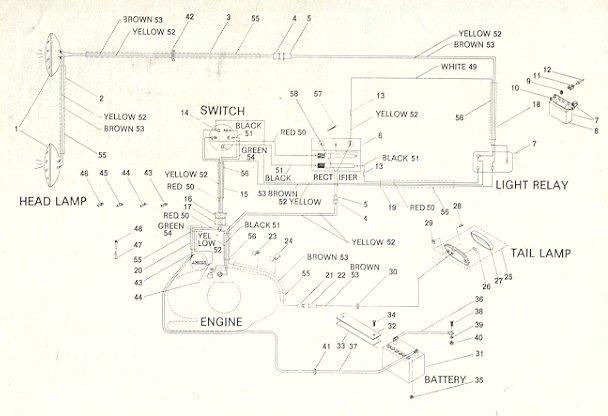 1979 Arctic Cat Jag Wiring Diagram Online Wiring Diagram