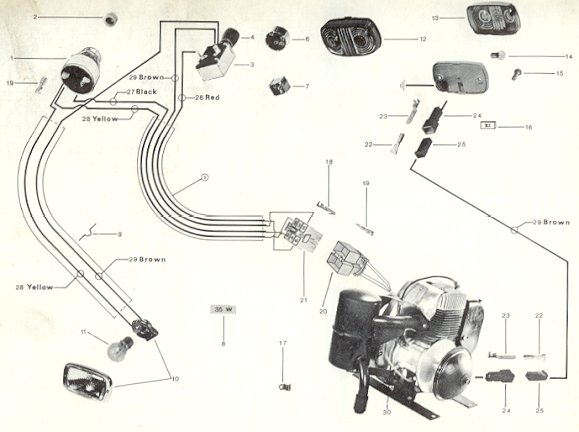 Alpine Wire Harness Diagram Wiring Diagram