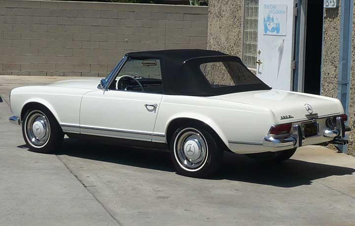1964 Mercedes Benz 230sl For Sale