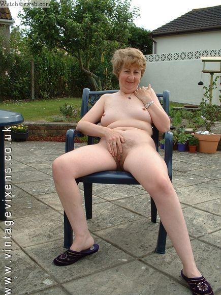 uma granny vixen