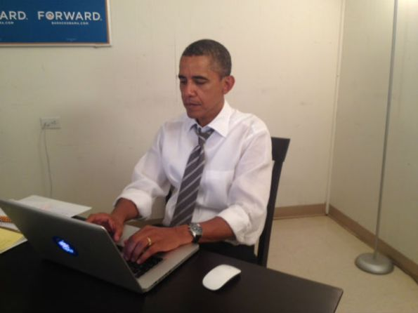 I am Barack Obama. Ask me anything.