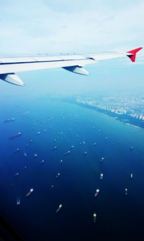 Bali Plane
