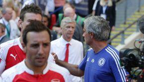 wenger snubs mourinho