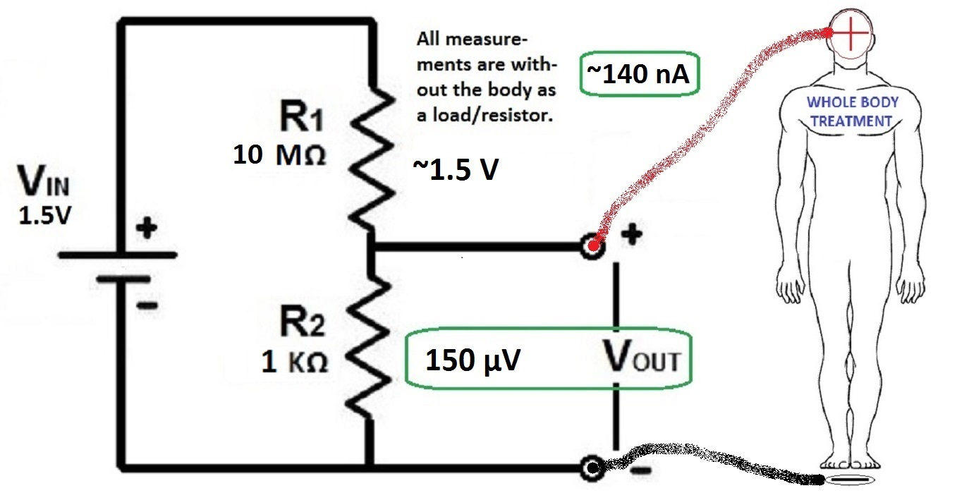voltage divider circuit diagram