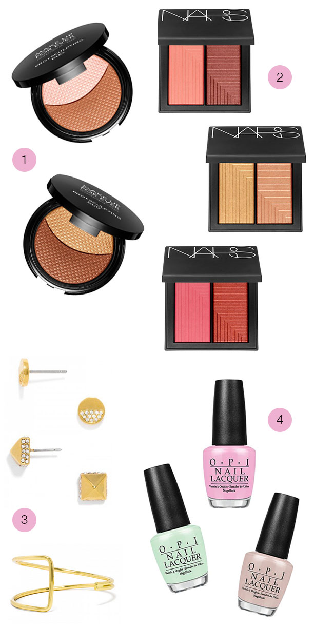 Make-Up-For-Ever-Pro-Sculpting-Duo-NARS-Dual-Intensity-Blush-OPI-Hawaii