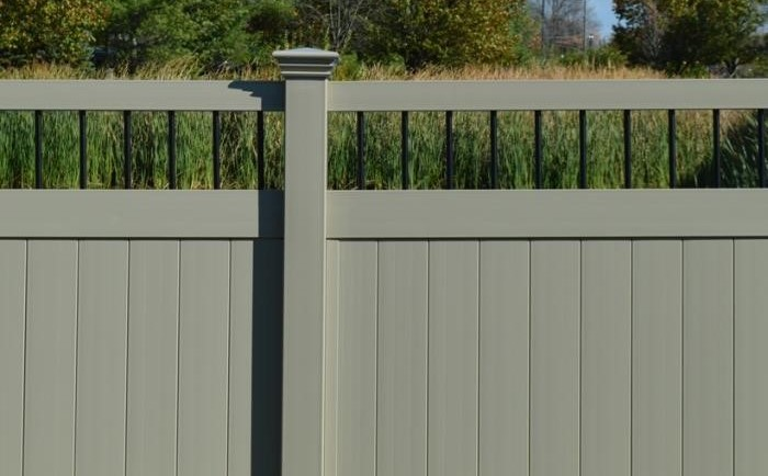 Vinyl Privacy Fence Panels Heavy Duty Vinyl Privacy
