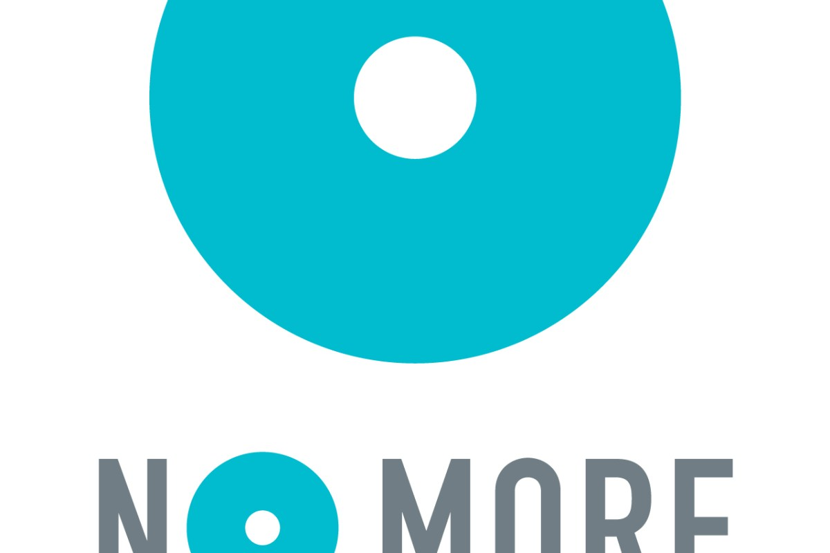 We support the NO MORE campaign