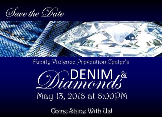 """Denim and Diamonds"" An Uncommon Affair"