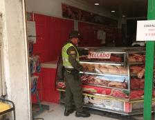 Sellamiento carnes