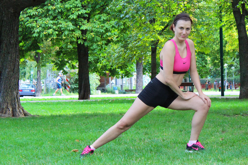 Workout: LISS & Stretching