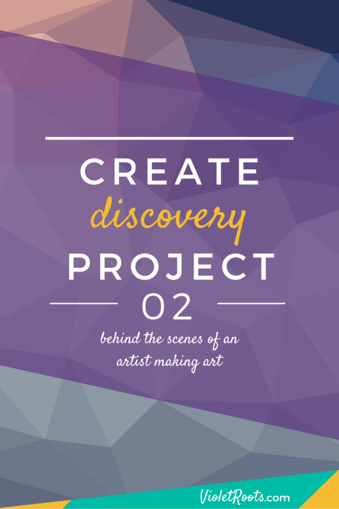 The Create Discovery Project 02