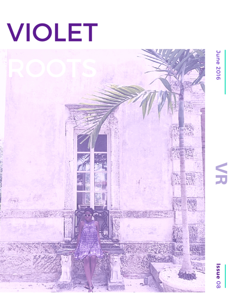 Violet Roots Issue 08 || June 2016