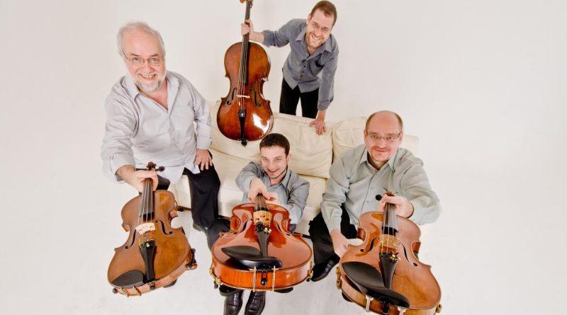 Quarteto Bosisio se apresenta na Série Cordas em Foco