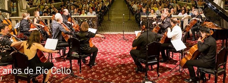 22ª Rio International Cello Encounter | Inscrições Abertas
