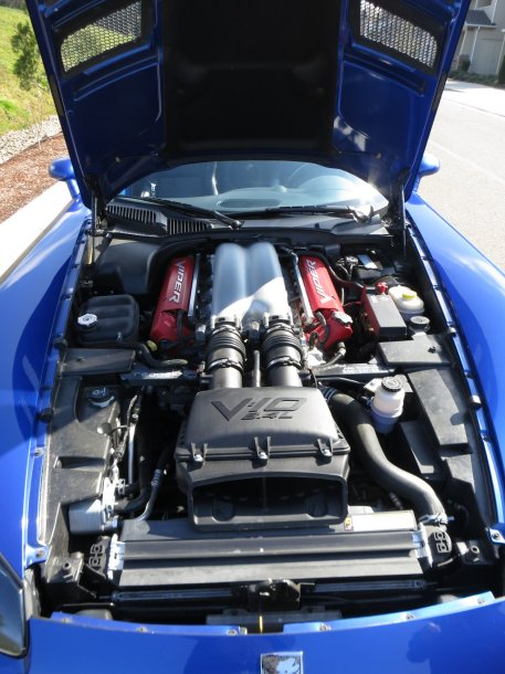 That is a lot of engine!