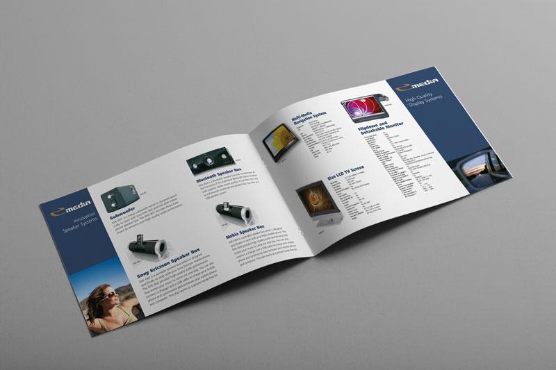 Landscape Brochure Landscape Brochure Mockup Freepiker Landscape