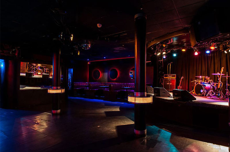 Club America Wallpapers 3d The Viper Room