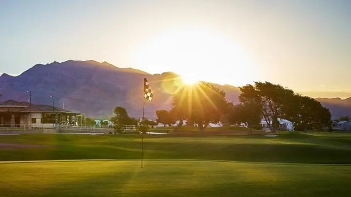 The Club at Sunrise Golf Course - Las Vegas - VIP Golf Services