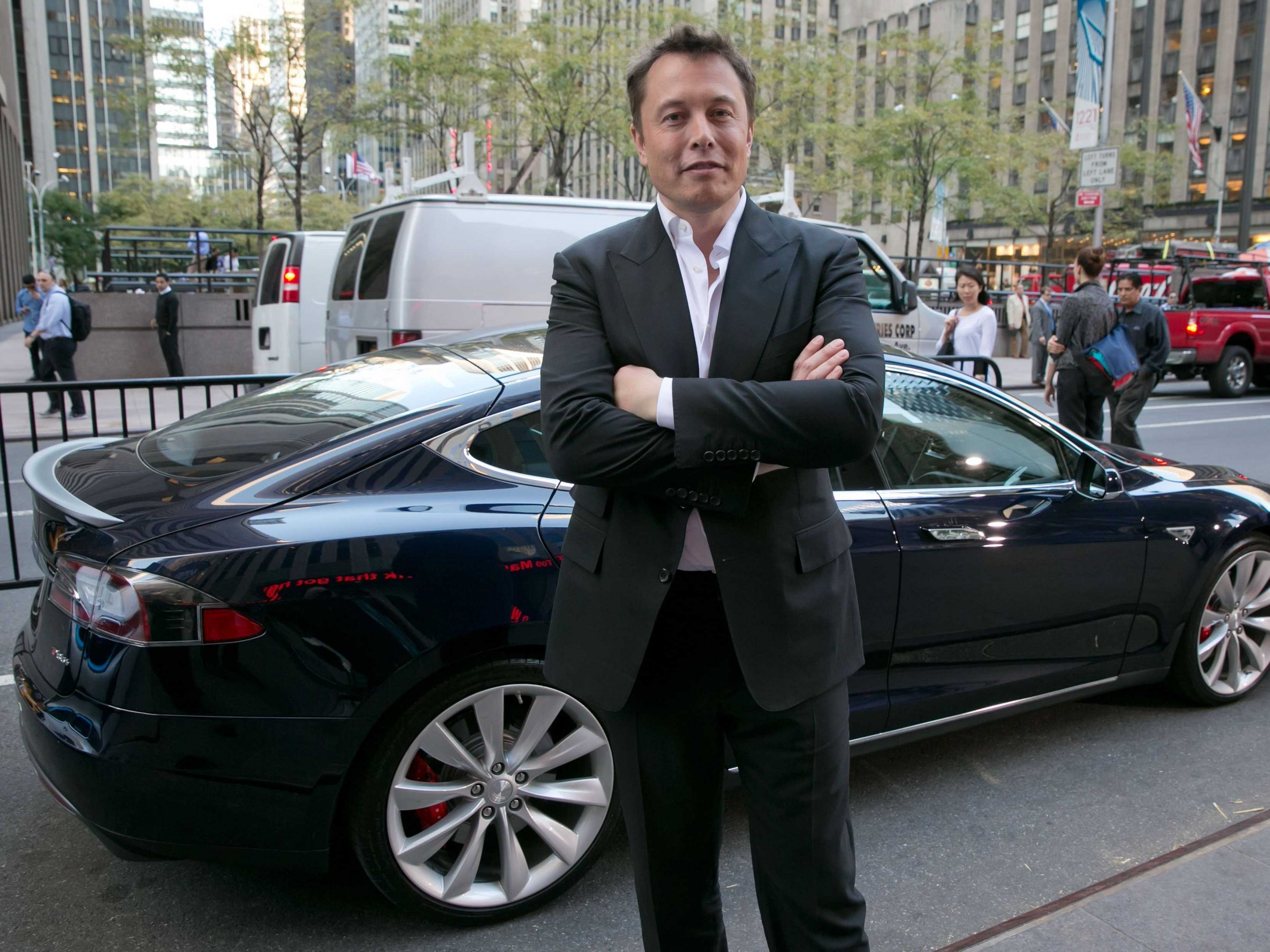 Businessman Quotes Wallpaper Elon Musk Net Worth And Assets