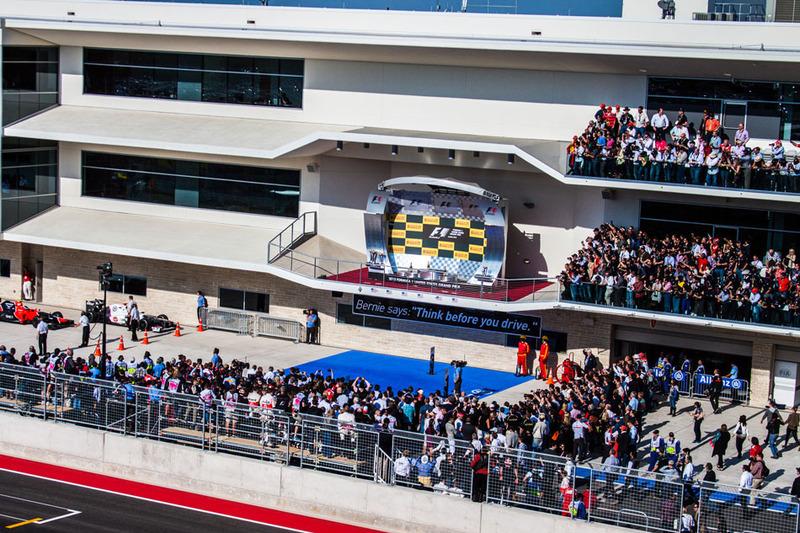 VIP Access Austin F1 United States Grand Prix Tickets Corporate