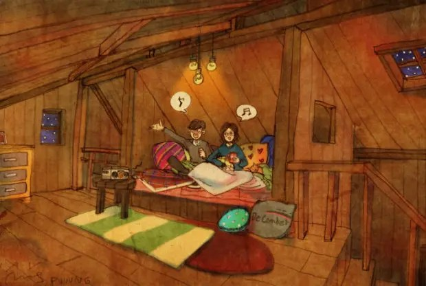 amor-detalles-Puuung-artista-ilustraciones-musica
