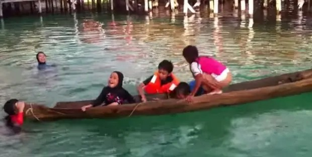 Canoa-a-salvo