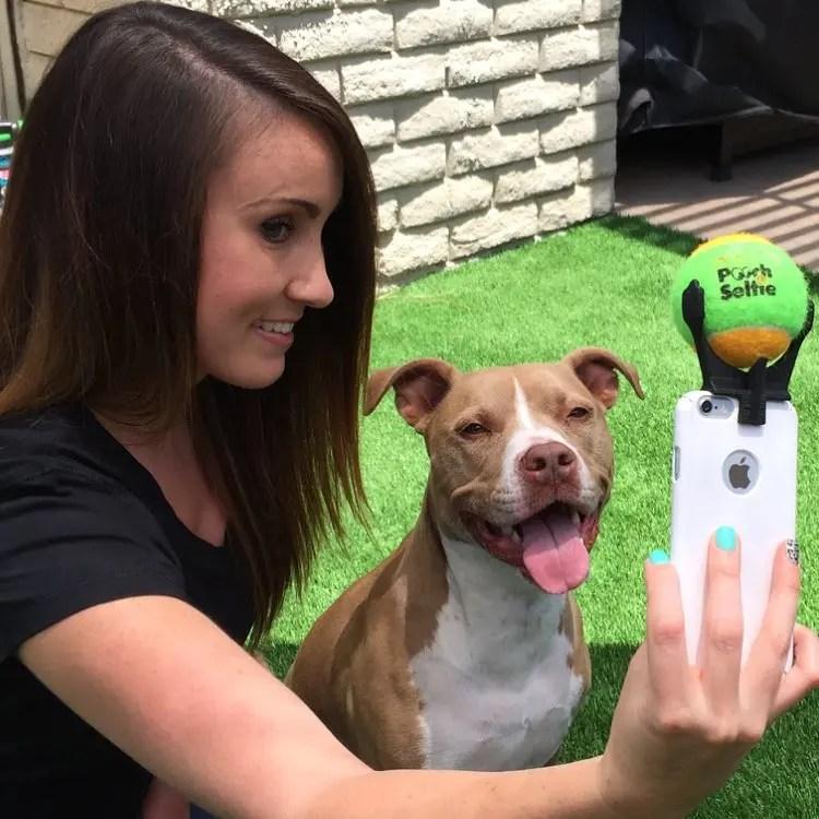 selfie perro 1