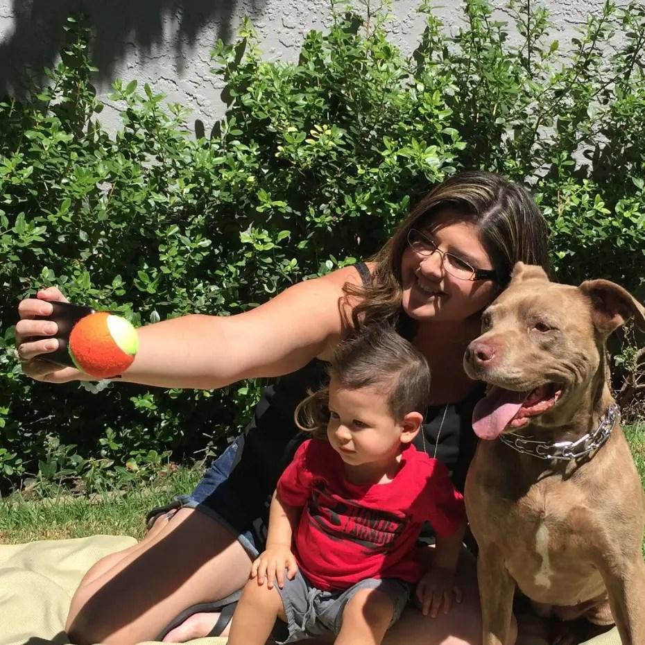 selfie perro 2