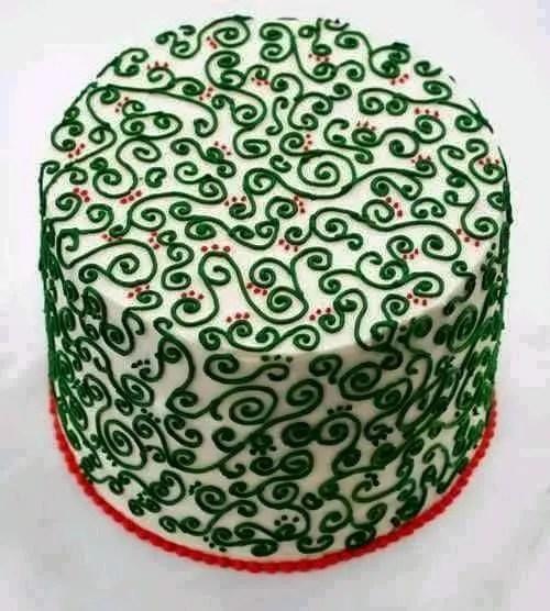 pasteles navideños 20