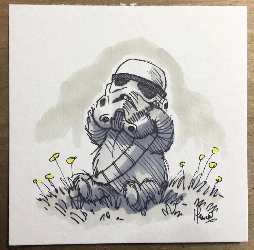 star wars winnie pooh 3
