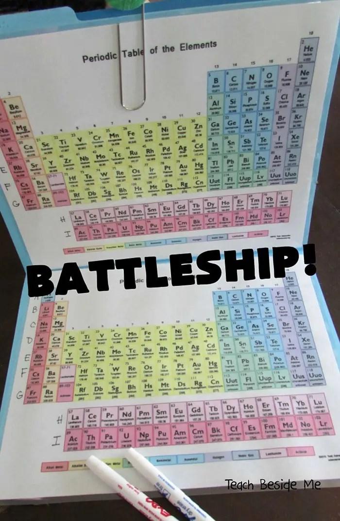 tabla periodica battleship 2