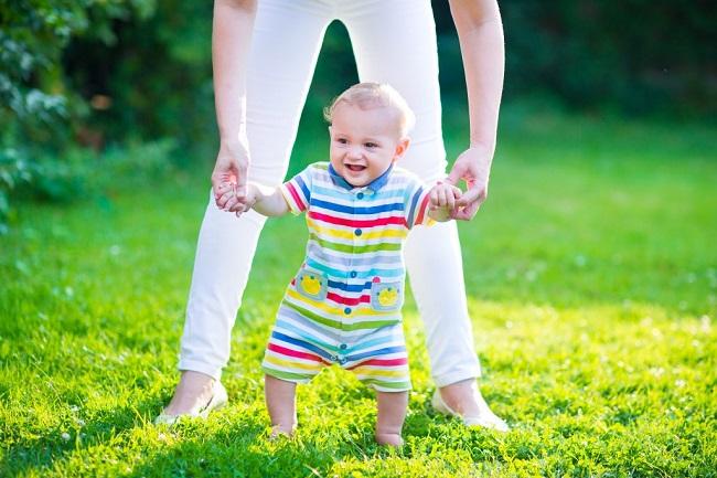bebekle yürüyüş