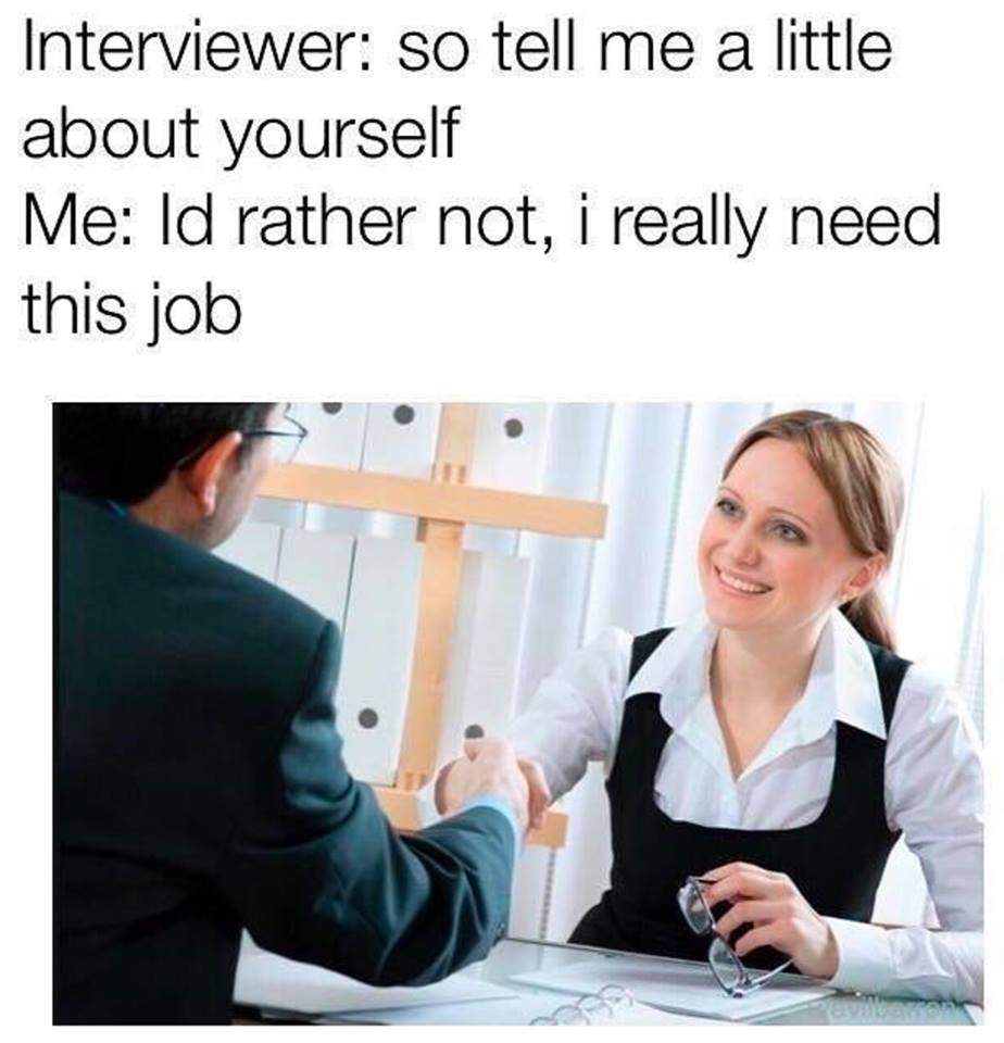 You're Hired! - Meme