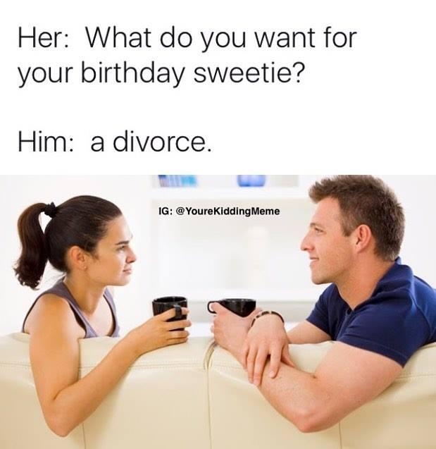 My Favorite Present - Meme