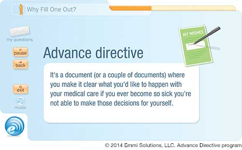 Advance Directives - Durable Power of Attorney Virginia Mason - Advance Directive Forms