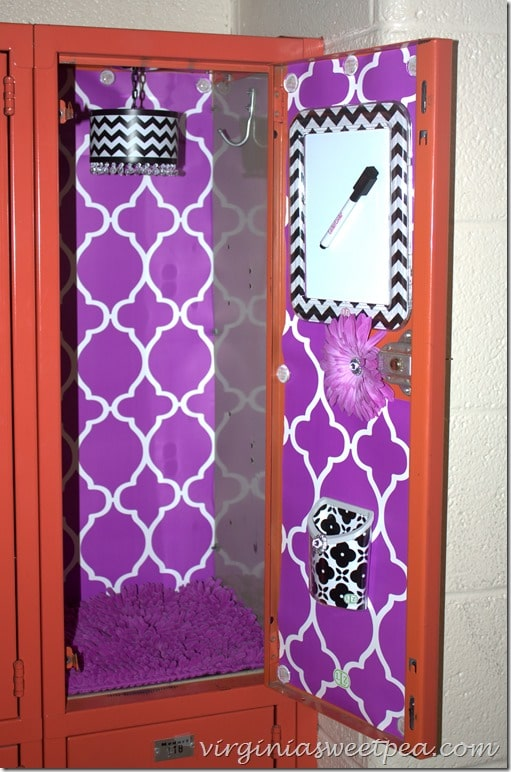 Cute Locker Wallpaper Decorate A Locker With Lockerlookz Sweet Pea