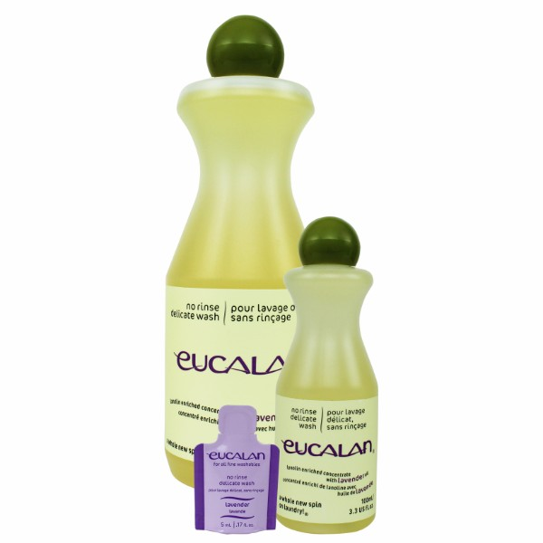 Eucalan Lavender Delicate Wash Viridian Yarn