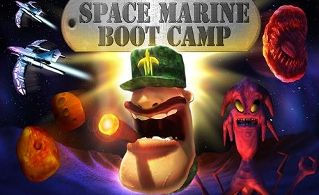 Space Marine Boot Camp