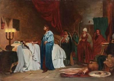 Resurrezione della figlia di Giairo