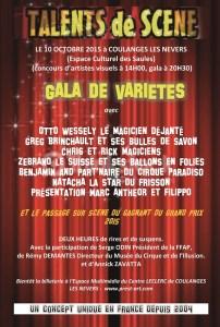 Festival Talents de Scène (58) @ ESPACE CULTUREL DES SAULES | Coulanges-lès-Nevers | Bourgogne | France