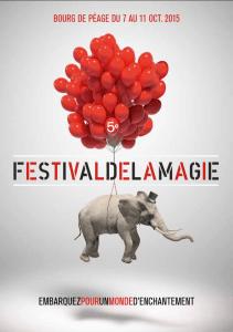 5e Les Rendez-vous de la Magie (26) @ Salle Jean Cocteau | Bourg-de-Péage | Rhône-Alpes | France