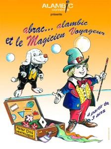 Le Magicien Voyageur de Peter DIN (75) @ Théâtre Alambic Comédie | Paris | Île-de-France | France