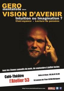 Visions d'Avenir de Gero (33) @ Atelier 53 | Mérignac | Aquitaine | France