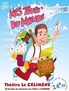 Mes Tours du Monde de Nicolas GOUBET (06) @ Theatre de la cité