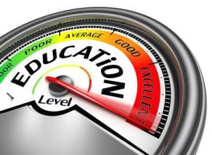 education level conceptual meter