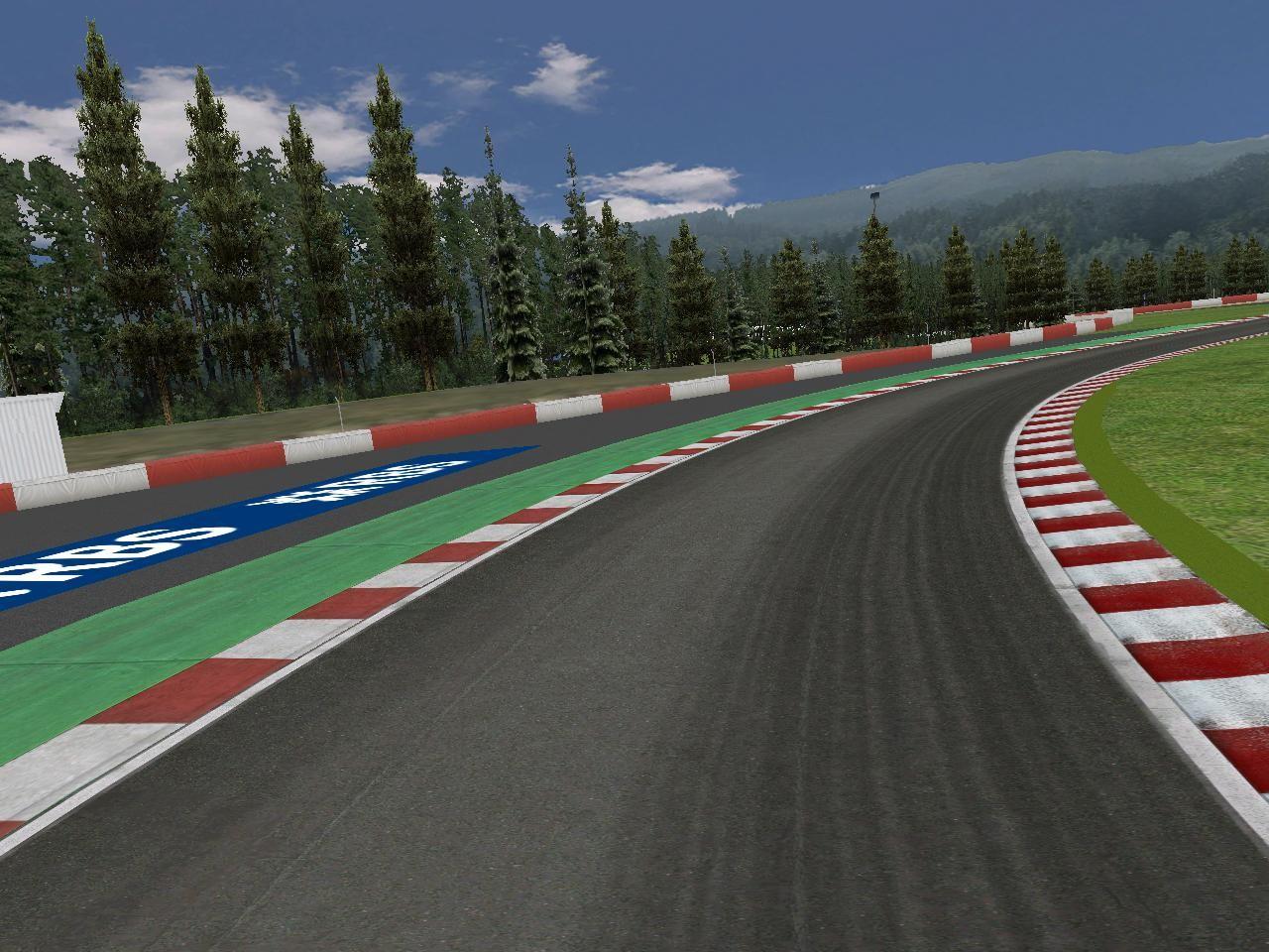 Porsche Race Car Wallpaper 1920x1080 Mmg Spa 2007 1 0 Released Virtualr Net Sim Racing News