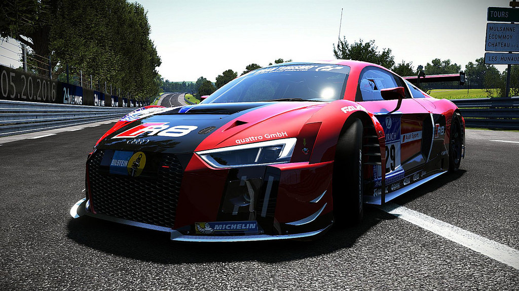 Project Cars Wallpaper Red Audi R8 Lms 2015 For Project Cars Released Virtualr