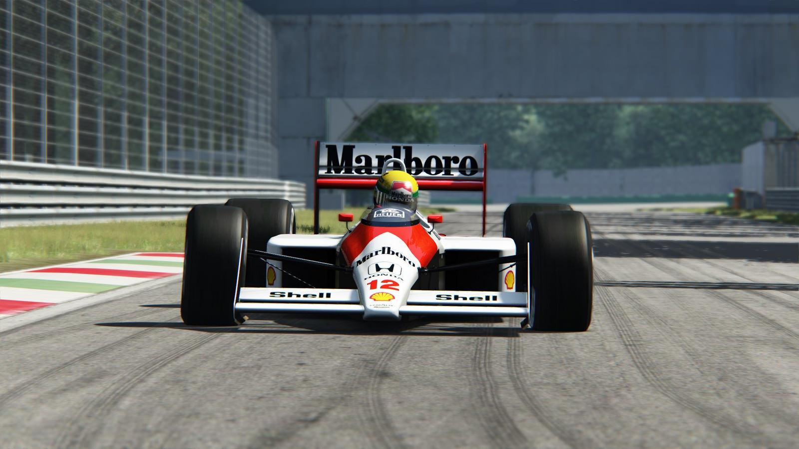 Latest Car Wallpaper 2014 Mclaren Mp4 4 1 0 For Assetto Corsa Released Virtualr