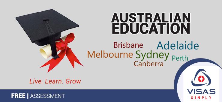 Top Class Australian Education System Visas Simply