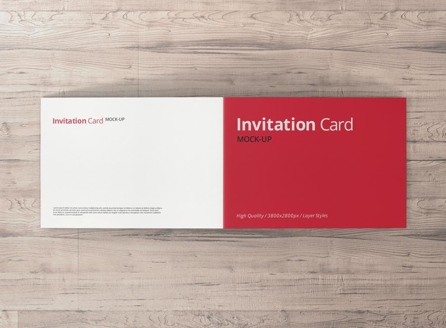 design an invitation to print free